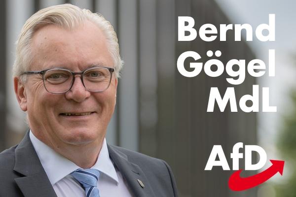 AfD-Landessprecher Bernd Gögel zu Besuch beim Ortsverband Durlach-Grötzingen-Bergdörfer
