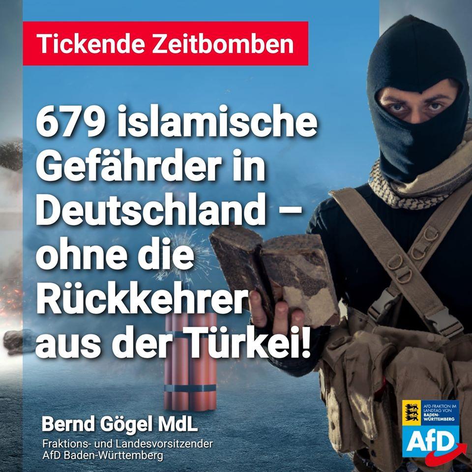 Gefährder In Deutschland