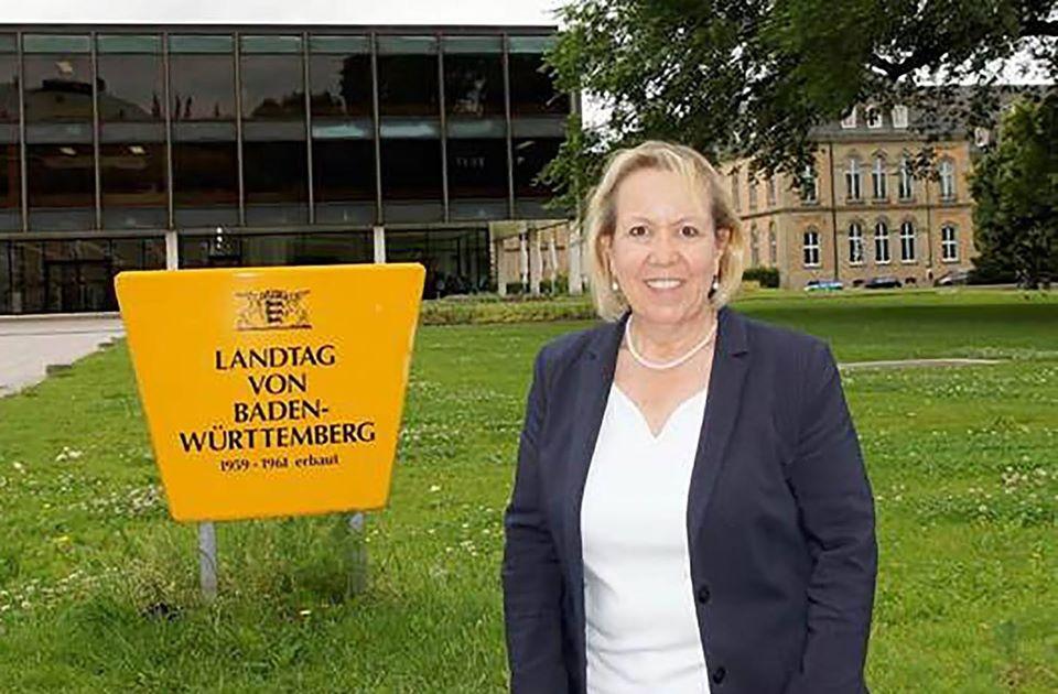 AfD-Landtagsfraktion bestätigt die Mitgliedschaft der Abgeordneten Doris Senger MdL