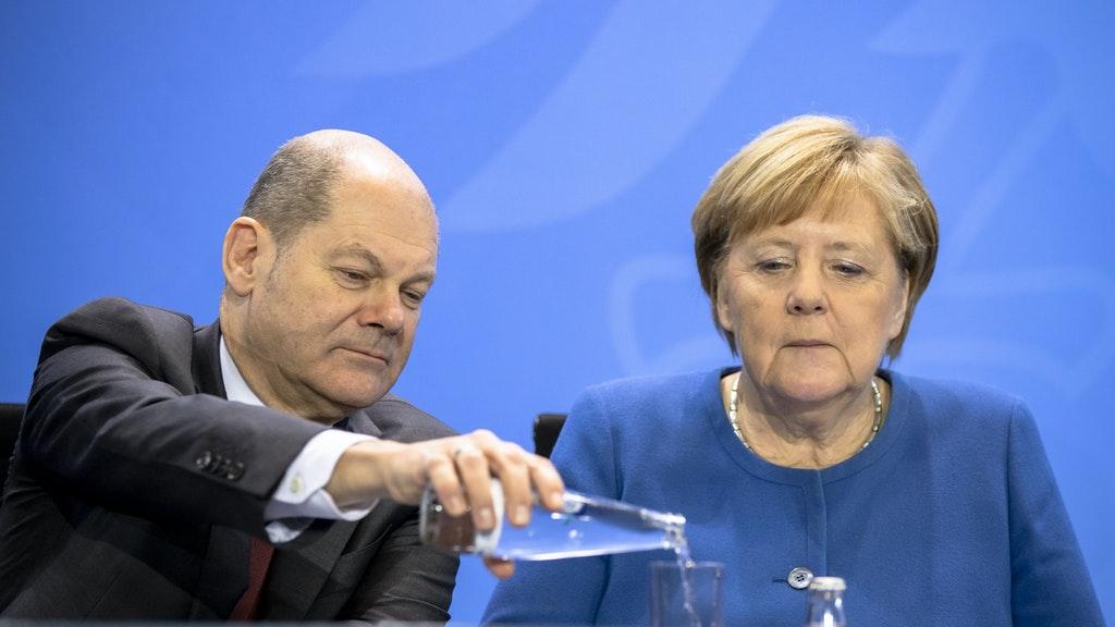 Warb Merkel für Wirecard, obwohl sie schon von Unregelmässigkeiten in den Büchern des DAX-Konzerns wusste?