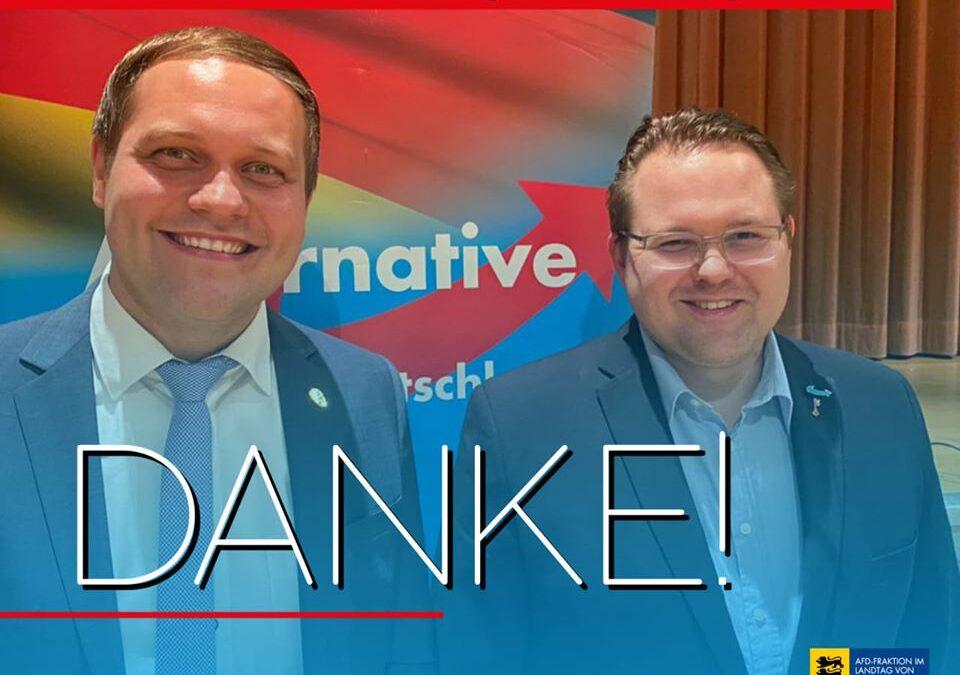 Ich gratuliere meinem Kollegen Anton Baron MdL (Parlamentarischer Geschäftsführer im Landtag), zur Wiederwahl als Landtagskandidat für den Kreis Hohenlohe