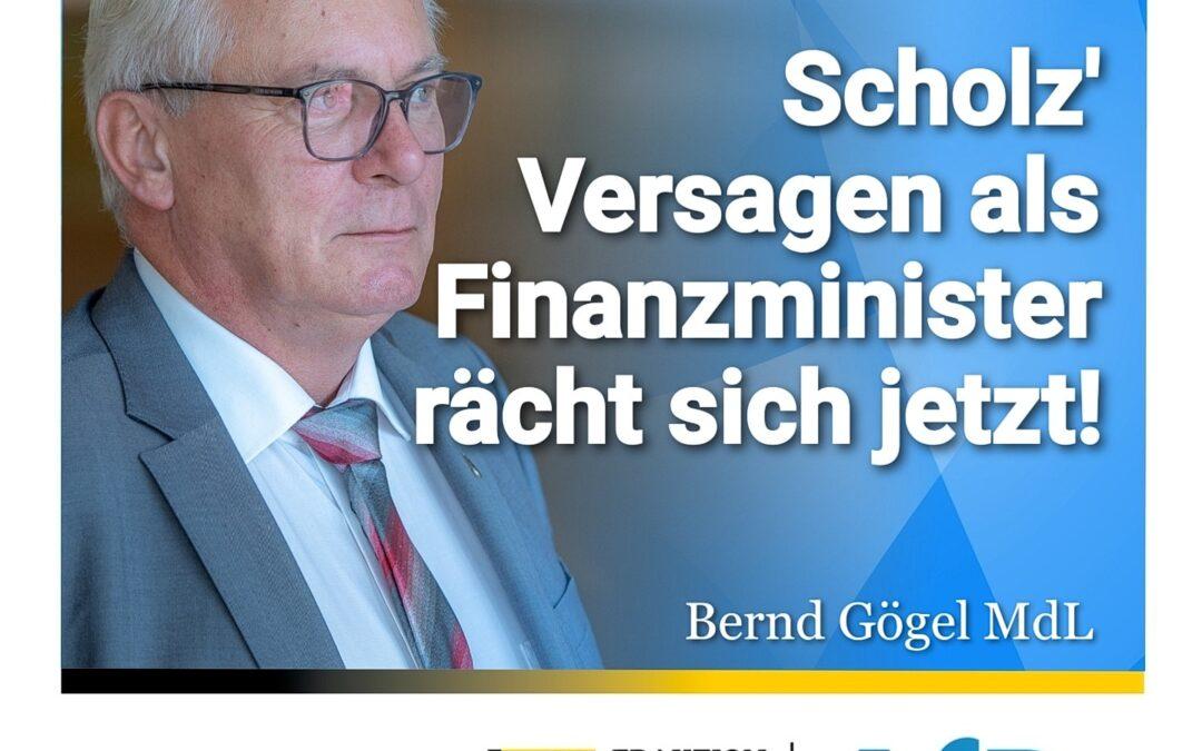 CumEx und Wirecard – Scholz' Versagen als Finanzminister rächt sich jetzt