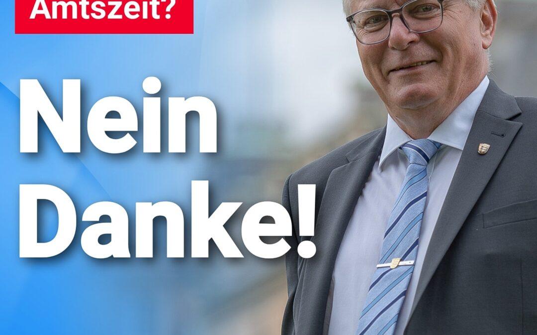 Unglaubwürdiger Bundespräsident – 2. Steinmeier-Amtszeit? Nein danke!